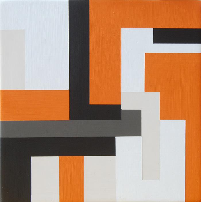 Kanaga, gouache sur Papier - René Galassi